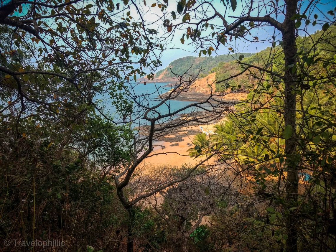 Belekan to Paradise beach trek