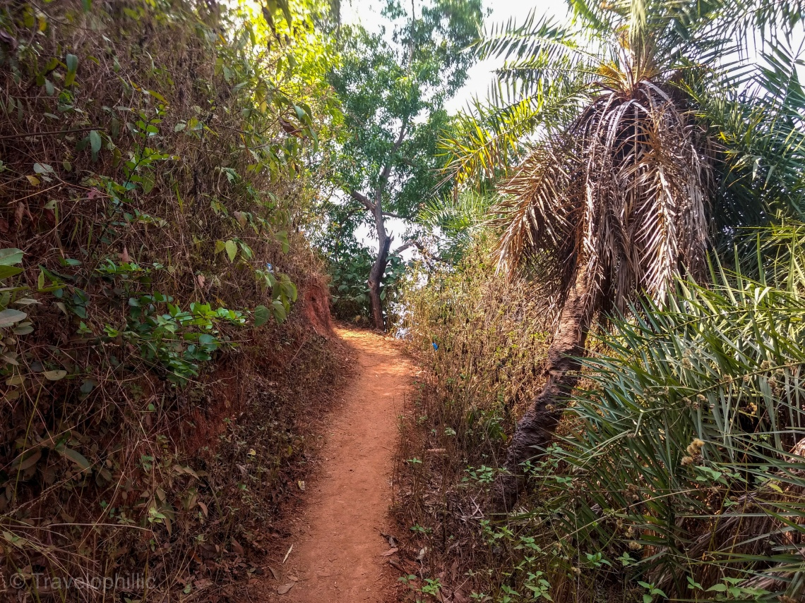 Belekan to Paradise trek